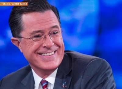 News video: Stephen Colbert Says Goodbye to TV, for Now