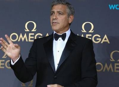 News video: Clooney: Let's Stand With Sony