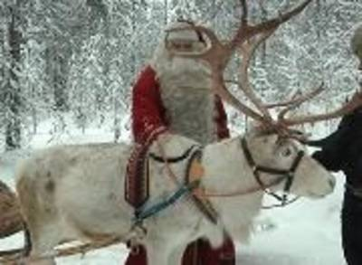 News video: Preps Underway in Finland's Santa Claus Village