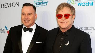 News video: Elton John to Officially Marry Partner David Furnish