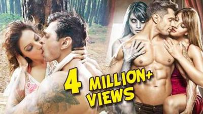 News video: Alone Trailer Crosses 4 Million Mark! -Watch Now! | Bipasha Basu , Karan Singh Grover